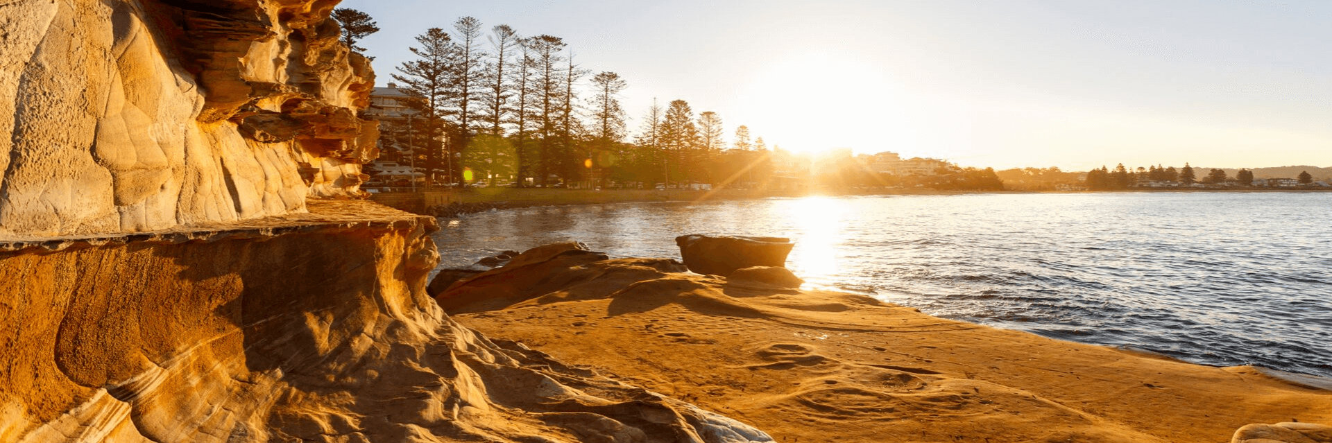 Terrigal Beach at Sunrise. Photo Credit: Central Coast Tourism